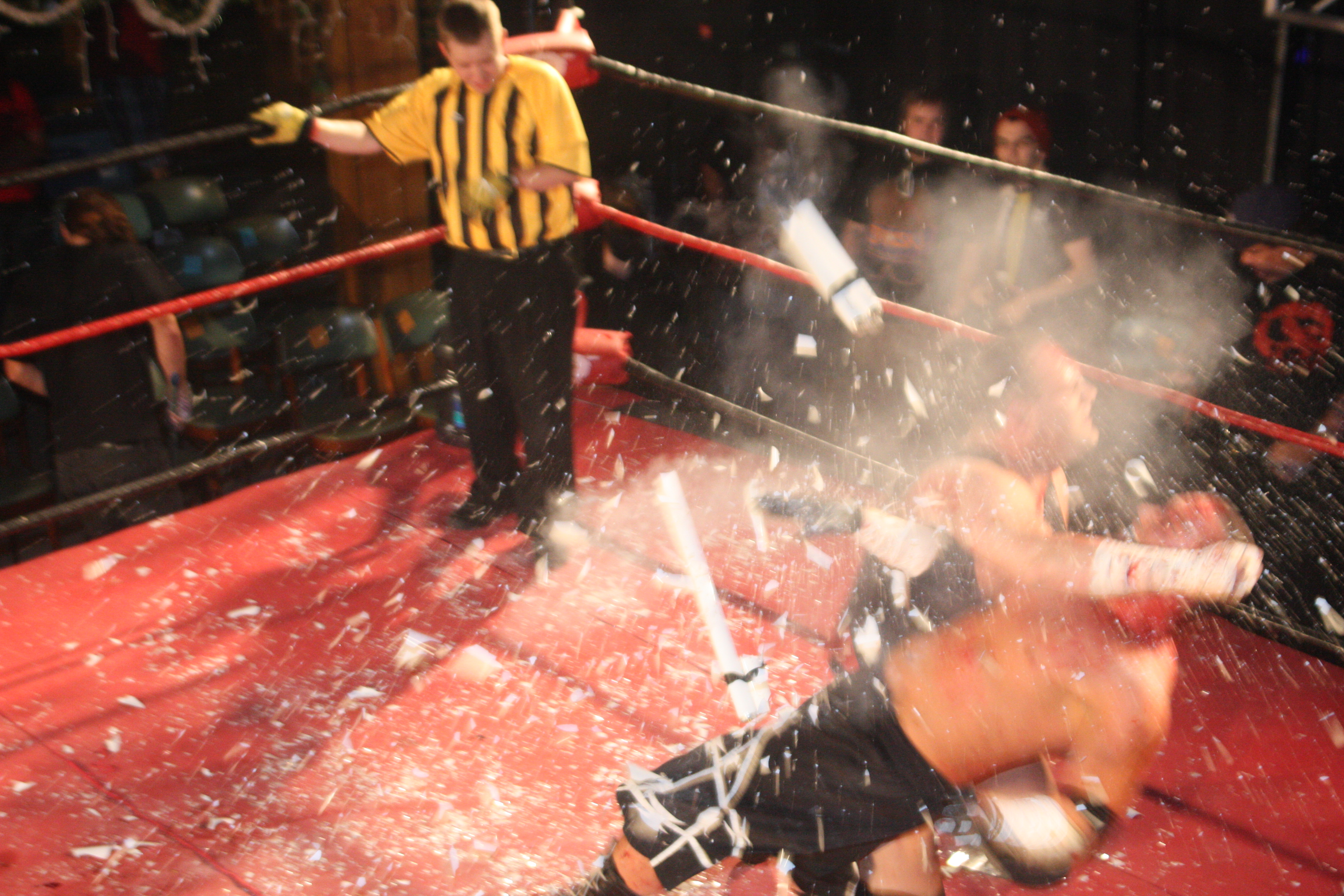 PICS – CZW – Hollywood, FL