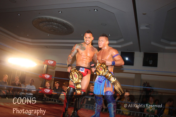 Dragon Gate USA Open the Golden Gate – Los Angeles, CA