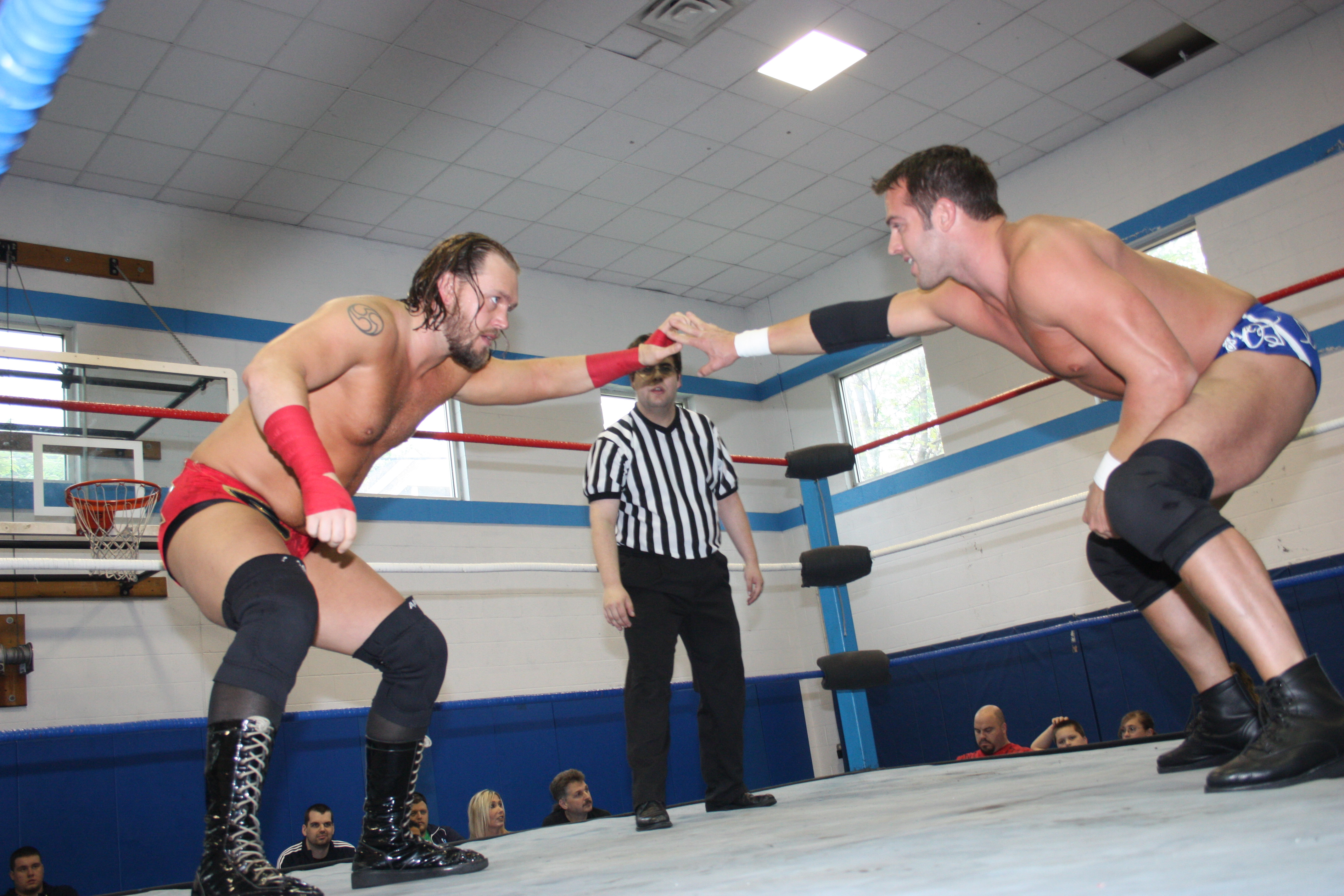 PICS – 5/5/12 All Star Wrestling